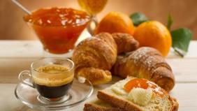 Zum Frühstück bei Otto