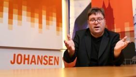 Lars Johansen will talken