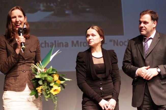 Preisträgerin: Michalina Mrozek