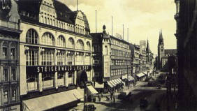 Das alte Magdeburg