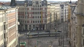 Blick über den Hasselbachplatz