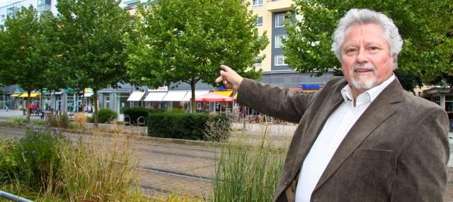Dr. Willi Polte - Erster Oberbrügermeister nach der Wende