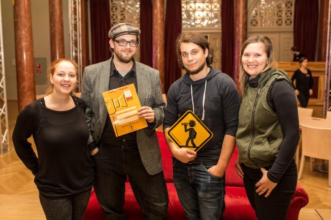 Gewinner des Hauptpreises_Florian Ziegler und sein team