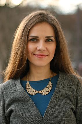 Iryna Riabenka